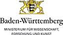 Ministerium für Wissenschaft und Kunst Baden-Württemberg